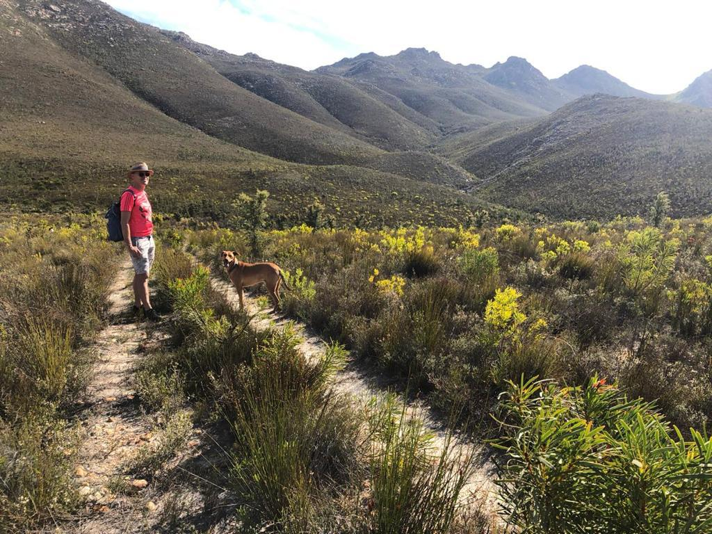 Hiking at Starry Starry Night, Route 62, Montagu, South Africa